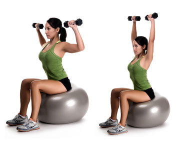 dumbbell curl, home remedies for back pain Silicon Valley