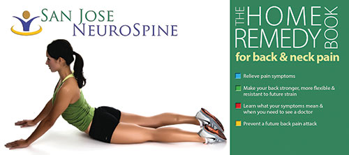 San Jose Neurospine home remedy book